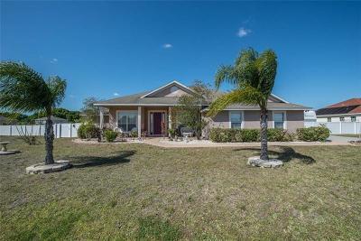 Ruskin Single Family Home For Sale: 604 14th Avenue SE