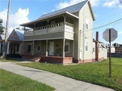 Hernando County, Hillsborough County, Pasco County, Pinellas County Rental For Rent: 2301 E 5th Avenue
