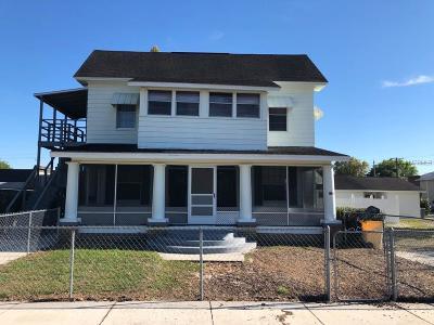 Plant City Single Family Home For Sale: 605 Drane Street