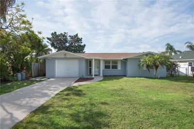 Port Richey Single Family Home For Sale: 5352 Bay Boulevard