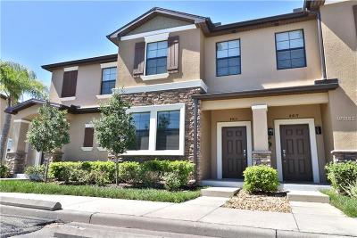 Wesley Chapel Townhouse For Sale: 4415 Fennwood Court