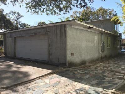 Tampa Single Family Home For Sale: 3508 N Perry Avenue