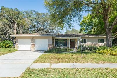 Tampa Single Family Home For Sale: 2541 Lake Ellen Drive