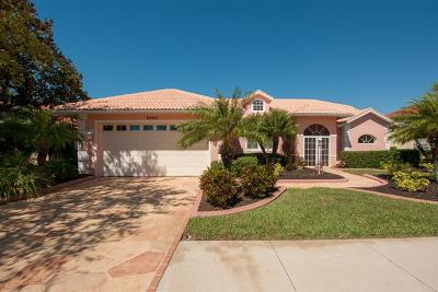 Venice Single Family Home For Sale: 4990 Bella Terra Drive