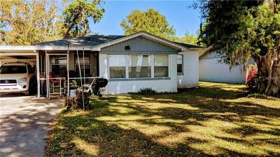 Auburndale Single Family Home For Sale: 106 Lake Lena Boulevard