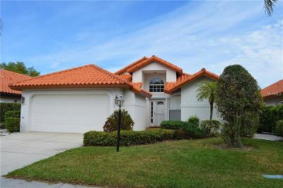 Venice Single Family Home For Sale: 1188 Harbor Town Way