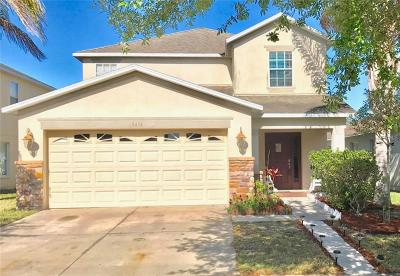 Ruskin Single Family Home For Sale: 15414 Telford Spring Drive