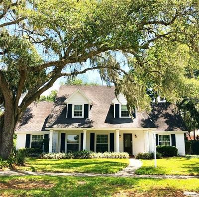 Single Family Home For Sale: 414 S Shore Crest Drive
