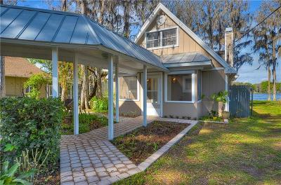 Pasco County, Hernando County Single Family Home For Sale: 1717 Rowland Drive