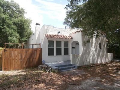 Bradenton Multi Family Home For Sale: 1211 - 1213 26th Street W
