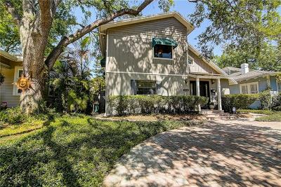 Palma Ceia Park Single Family Home For Sale: 2813 W Aquilla Street