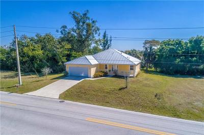 Punta Gorda Single Family Home For Sale: 3020 Magdalina Drive