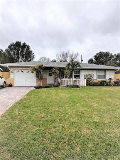 St Petersburg Single Family Home For Sale: 748 44th Avenue NE