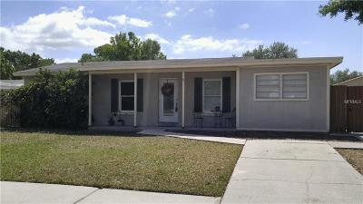 Tampa Single Family Home For Sale: 2910 Trudy Lane