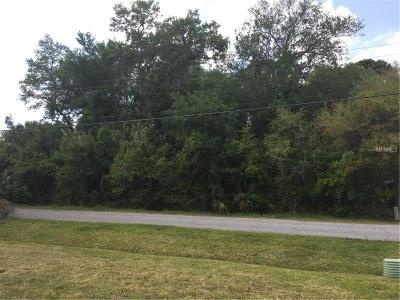Ruskin Residential Lots & Land For Sale: Circle & Parsons