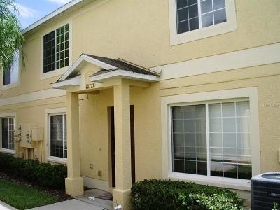 Riverview Townhouse For Sale: 10721 Keys Gate Drive