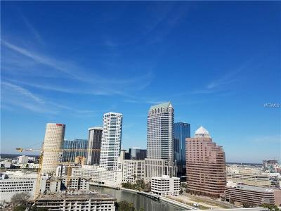 Tampa Rental For Rent: 275 Bayshore Boulevard #1803
