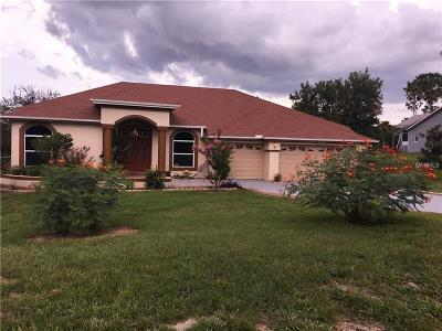 Dade City Single Family Home For Sale: 9938 Kingsmere Road