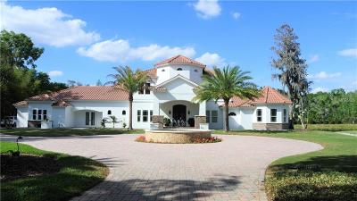 Lutz FL Single Family Home For Sale: $1,895,000