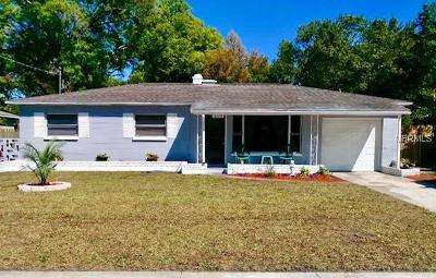 Tampa Single Family Home For Sale: 10505 N Boulevard