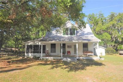 Plant City Single Family Home For Sale: 1603 N Maryland Avenue