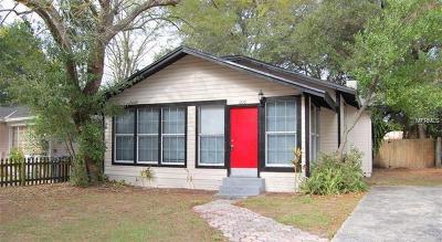 Tampa Single Family Home For Sale: 1210 E Giddens Avenue