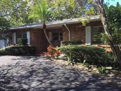 Tampa Single Family Home For Sale: 201 S Obrien Street