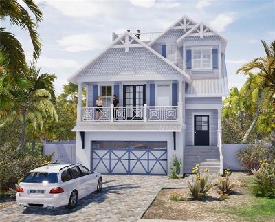 Anna Maria Single Family Home For Sale: 115 Palm Avenue