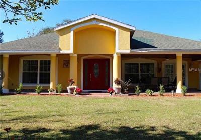 Polk City Single Family Home For Sale: 14621 Hereford Lane