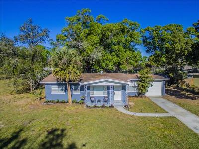 Tampa Single Family Home For Sale: 4702 N Fremont Avenue