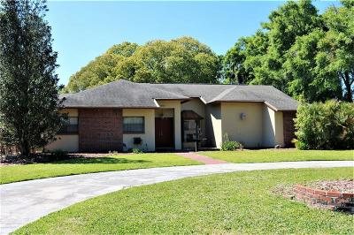 Plant City Single Family Home For Sale: 2005 Country Club Court