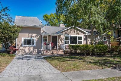 Tampa Single Family Home For Sale: 110 S Matanzas Avenue