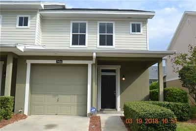 Tampa Townhouse For Sale: 7926 Bally Money Road