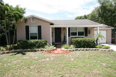 Tampa Single Family Home For Sale: 3002 N Adams Street N