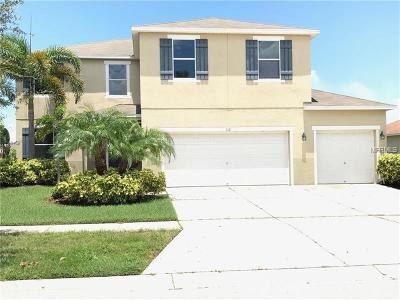 Apollo Beach Single Family Home For Sale: 112 Slipper Key Road