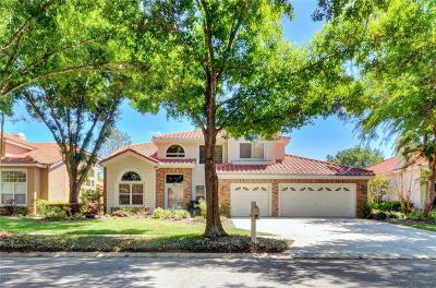 Tampa Single Family Home For Sale: 17831 Green Willow Drive