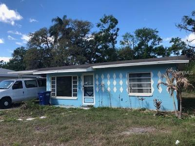 Tampa Single Family Home For Sale: 6006 N 16th Street
