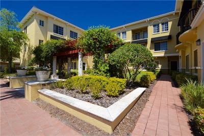 Tampa Townhouse For Sale: 5215 Beach Breeze Court