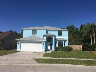 Hillsborough County Single Family Home For Sale: 4716 Bloom Drive