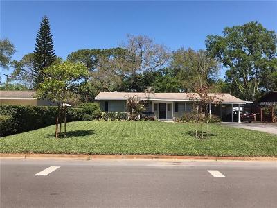 Tampa Single Family Home For Sale: 4709 W Leona Street