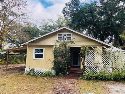 Tampa Single Family Home For Sale: 6709 N Elizabeth Street