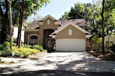 Tampa Single Family Home For Sale: 2216 Green Oaks Lane