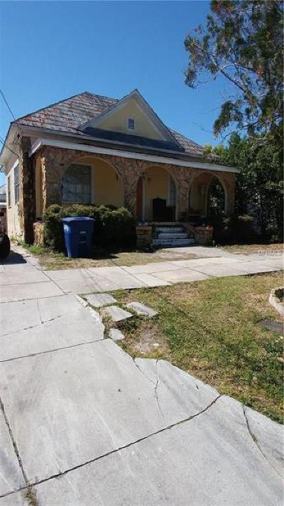 Tampa Single Family Home For Sale: 2316 W Cordelia Street