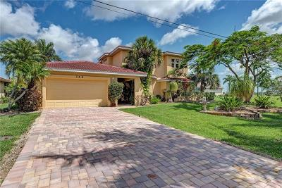 Punta Gorda Single Family Home For Sale: 342 Monaco Drive