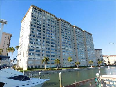 Pinellas County Condo For Sale: 5200 Brittany Drive S #1707