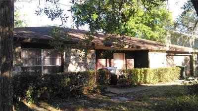 Orlando Single Family Home For Sale: 13913 Lake Mary Jane Road