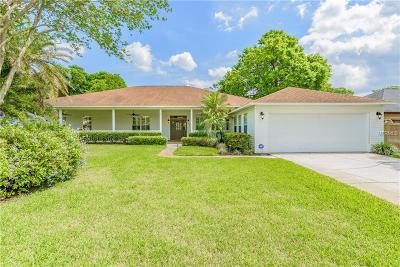 Riverview Single Family Home For Sale: 8809 Cross Landing Lane