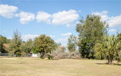 Bartow Residential Lots & Land For Sale: 1780 Hamilton Street