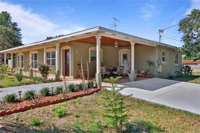 Plant City Single Family Home For Sale: 4615 Keene Road