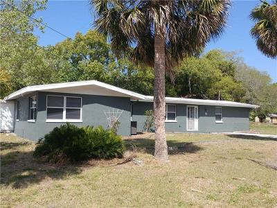 New Port Richey, New Port Richie Single Family Home For Sale: 6929 Jefferson Street